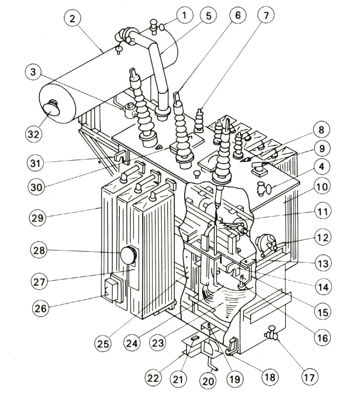 Power Tr 3 Phase Welding Transformer Diagram